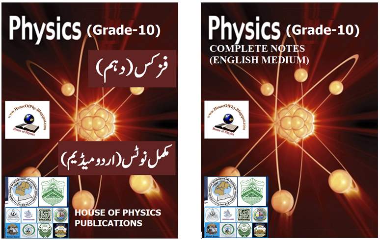 10th Class Physics Book In Urdu