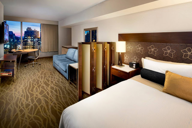 Stay in the heart of Manhattan at our luxury New York City hotel, InterContinental Times Square. Book your next stay with us today!