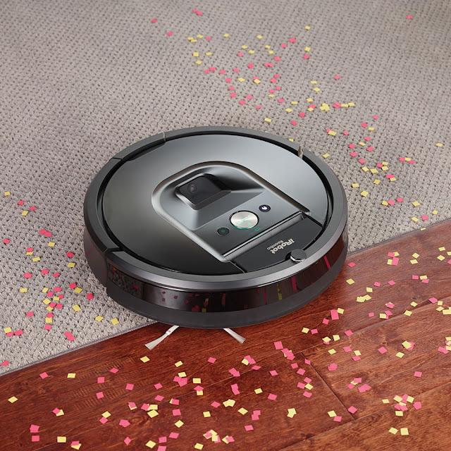 This Valentine's Day gift iRobot Roomba 980
