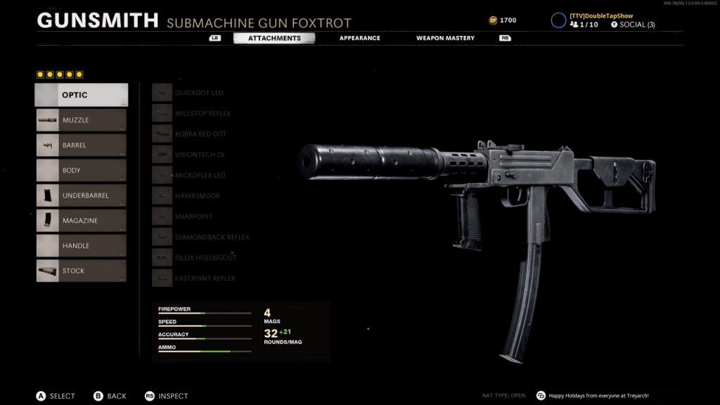 BEST SMGS: MP7, MAC-10