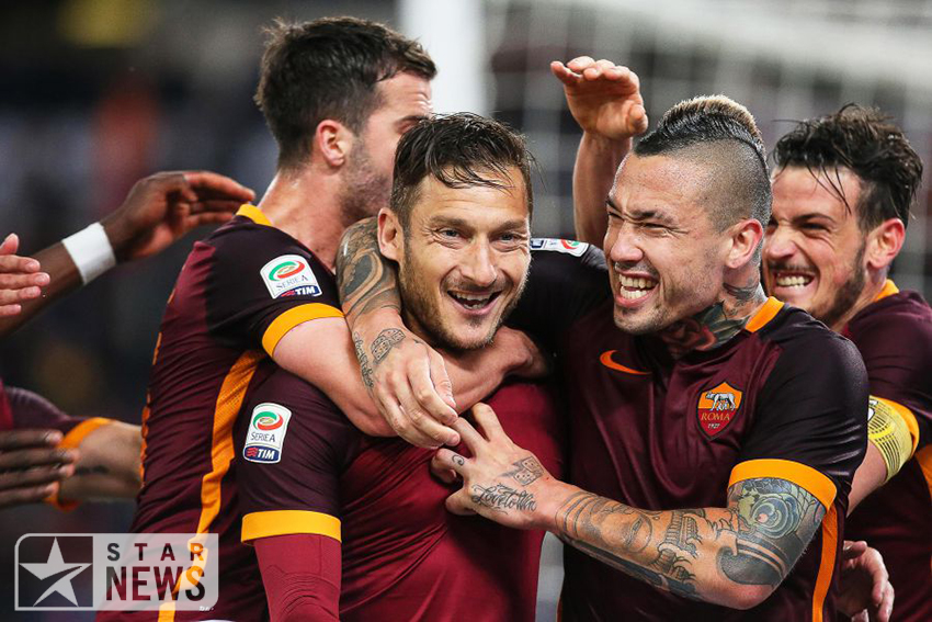 Prediksi Viktoria Plzen vs AS Roma 16 September 2016