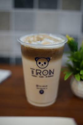 Iced milo  Tron Cyber, Cafe dan Eatery