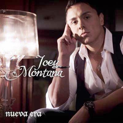 Foto de Joey Montana de su portada de disco
