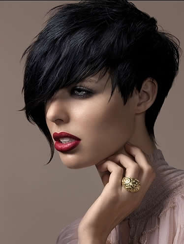 style my short hair welcome fashion for fashion designers 2011 | New Season Short Hair Styles 2011 4