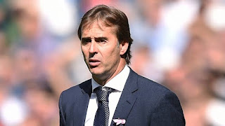 Julen Lopetegui Has Been Sacked After Barca Humiliation