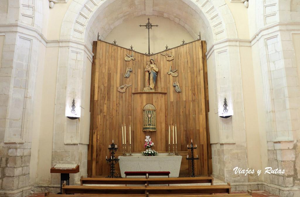 Capilla de la Reliquia del Monasterio de la Santa Espina