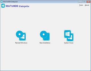 WinToHDD Enterprise v2.7 Release 1 Multilingual Full Crack