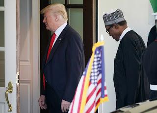 Photo: Bahari meet with trump in white house - USA