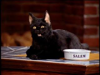 Resultado de imagem para salem gato da sabrina