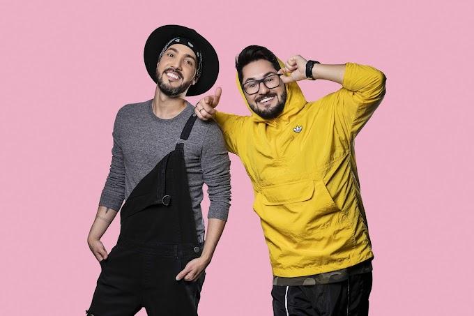 Sandro e Cícero são destaque no TikTok