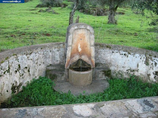 Fonte dos Cães de Castelo de Vide, Portugal (Fountain)