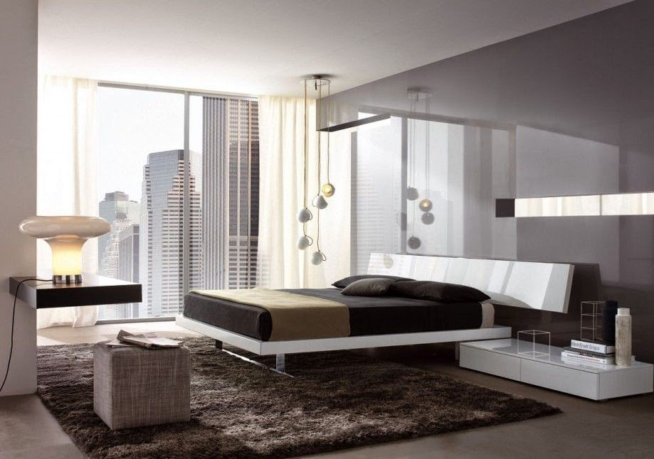 GAMBAR Kamar Tidur Minimalis Desain Modern Simple Terbaru ...
