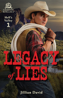 Legacy of Lies by Jillian David