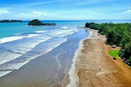 Pantai Air Manis Kota Padang, Lokasi Objek Wisata Dengan Legenda Malin Kundang