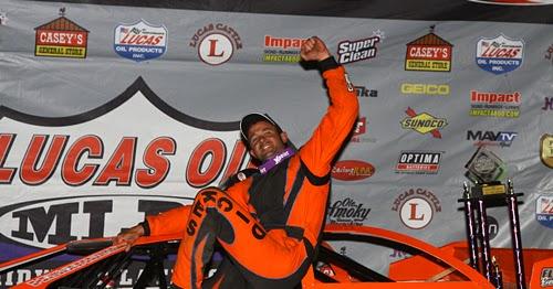 Auto Racing Independent: Jackson County Speedway - CBC/MLRA