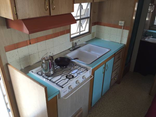 Used Tires Phoenix >> Used RVs 1965 Boles Aero Vintage Camper Trailer For Sale by Owner