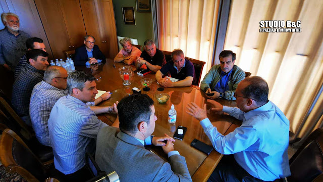 Δ.Ε.Υ.Α. Ναυπλίου: Χρηματοδότηση από την Περιφέρεια για την αποκατάσταση του Βιολογικού στη Νέα Κίο