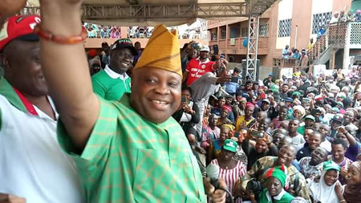 Why I Didn't Attend Governorship Debate - Senator Adeleke