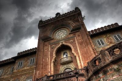 замъкът Самезано