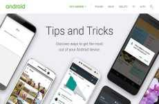 Android Tips And Tricks: nuevo sitio de Google con trucos y consejos para Android