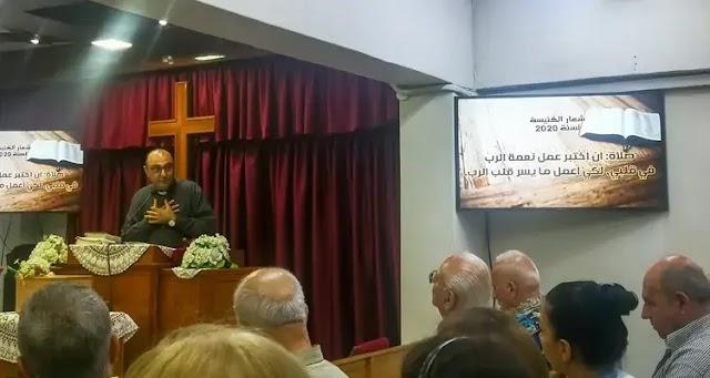 Cristãos trabalham para a reconstrução da Síria