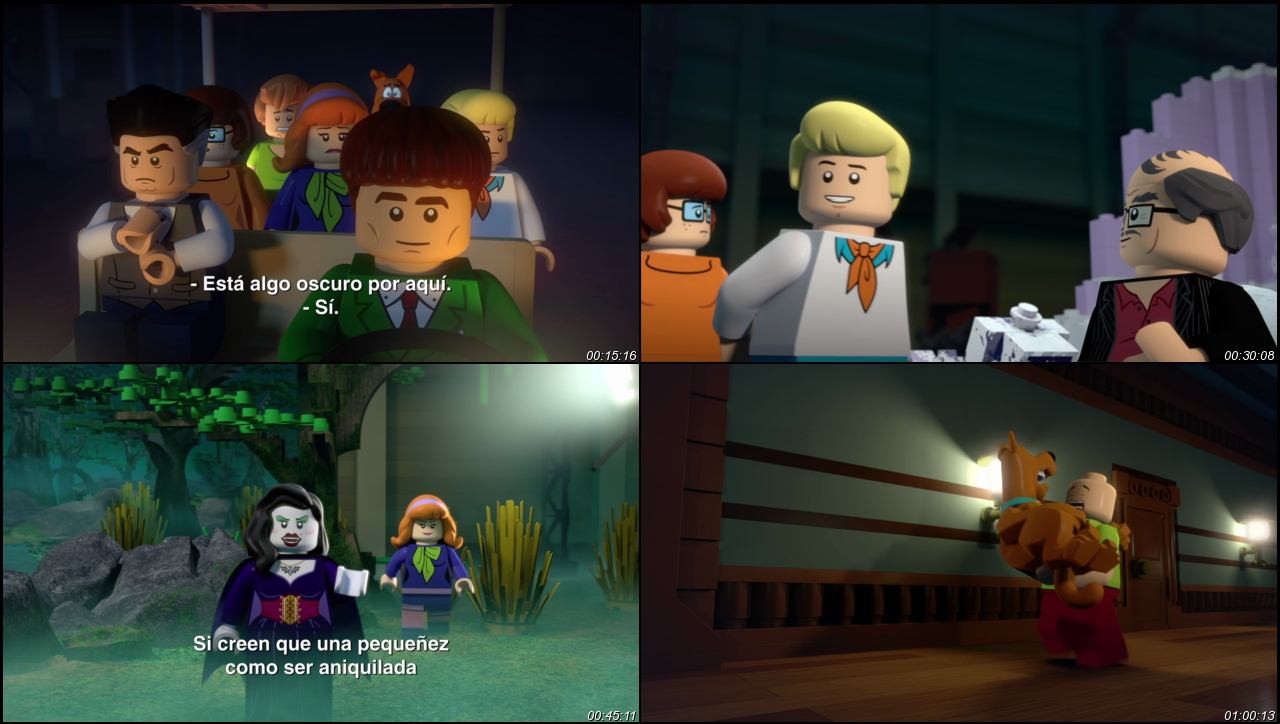Lego Scooby-Doo!: Haunted Hollywood 2016