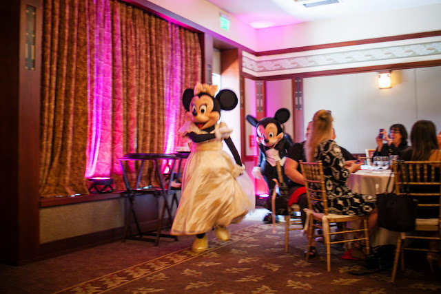 Disneyland Wedding - Mickey and Minnie {Root Photography}