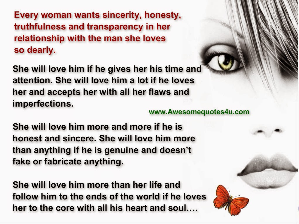 Honesty In A Relationship Quotes. QuotesGram