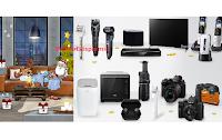 Panasonic Calendario dell'Avvento 2020 : vinci gratis 24 prodotti