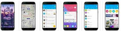 GO SMS Pro – Tema, Emoji, Gif