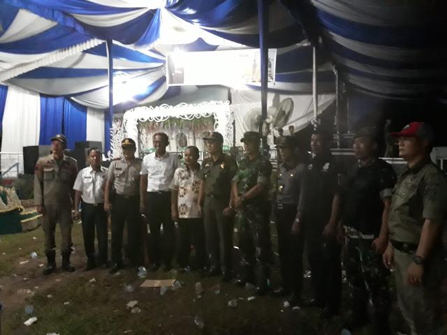 Unsur Tripika Kecamatan Lais Turun, Warga Batal Gelar Pesta Malam