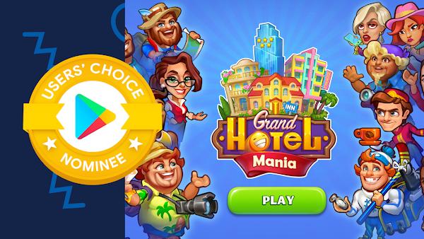 Grand Hotel Mania Hileli APK - Para Hileli APK v1.8.4.2