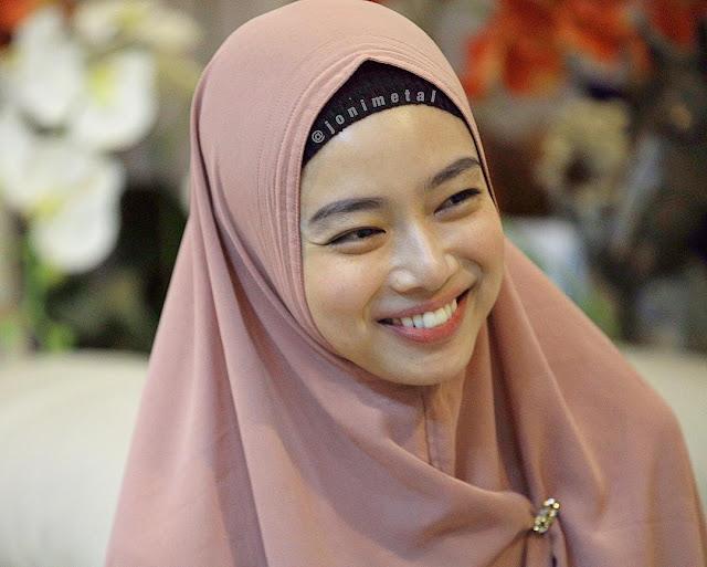 Ternyata, Lindswell Kwok Sudah Setahun Mualaf, Resminya di Medan