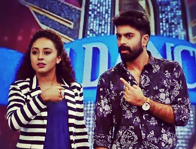Pearle Maaney and GP -anchors of D2