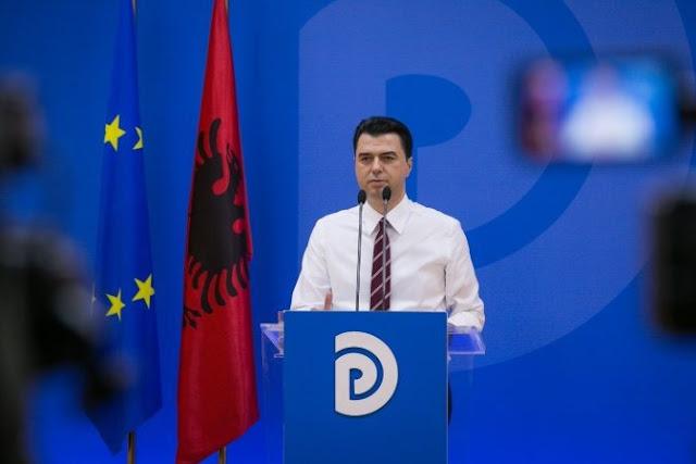 Lulzim Basha: Abandon the June 30 elections, reject Edi Rama