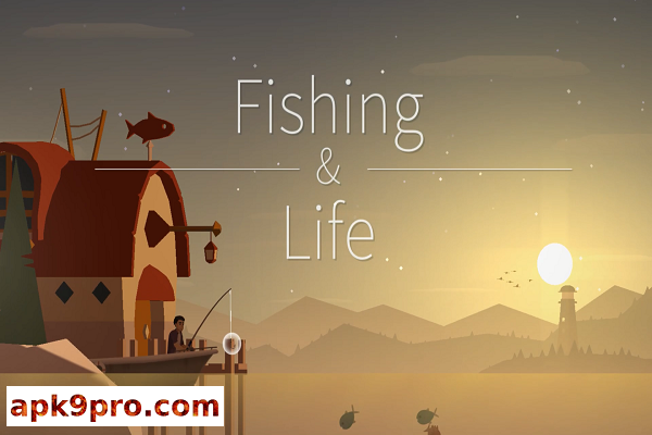 Fishing Life 0.0.104 Apk + Mod (File size 60 MB) for android
