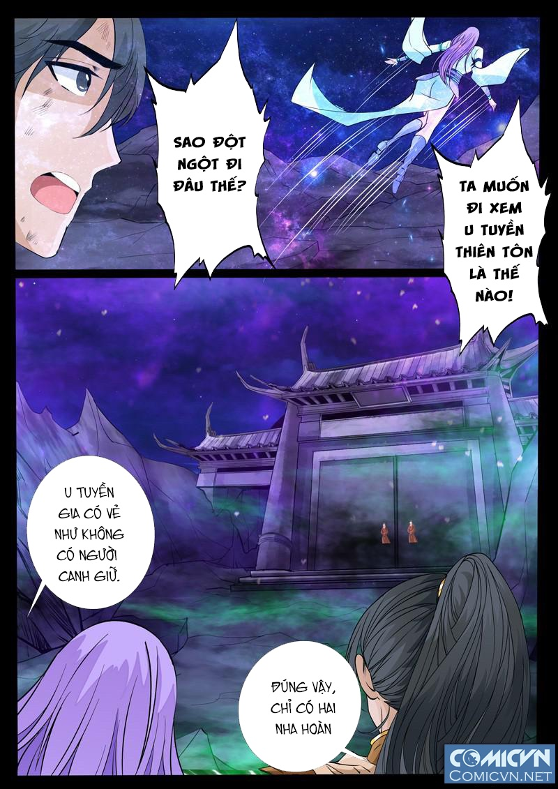 Long Phù Chap 96 - Trang 5
