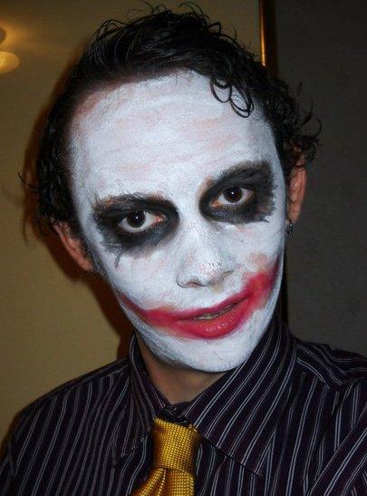 Trucco Halloween Ragazzo Matita Nera