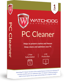Watchdog PC Cleaner full key