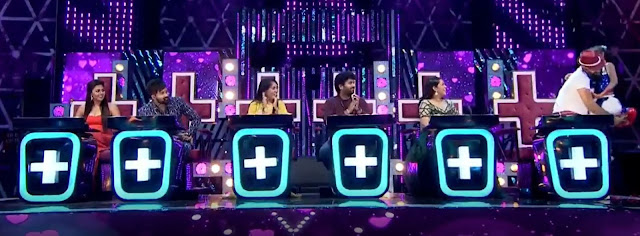 dance plus telugu judges
