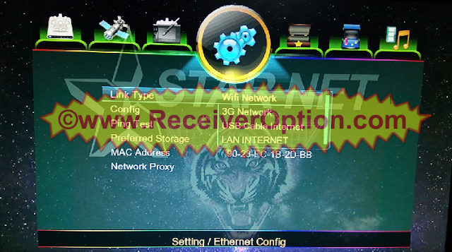 STAR NET Q999 1507G 1G 8M NEW SOFTWARE WITH NASHARE PRO OPTION