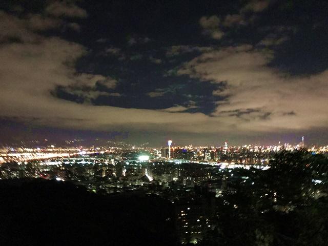 泰山夜景~泰山私房景點