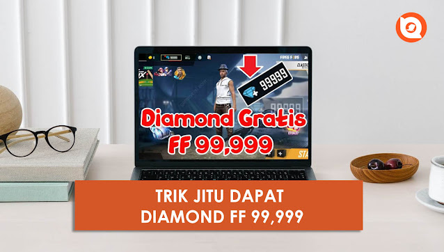 Diamond gratis ff 99 9999