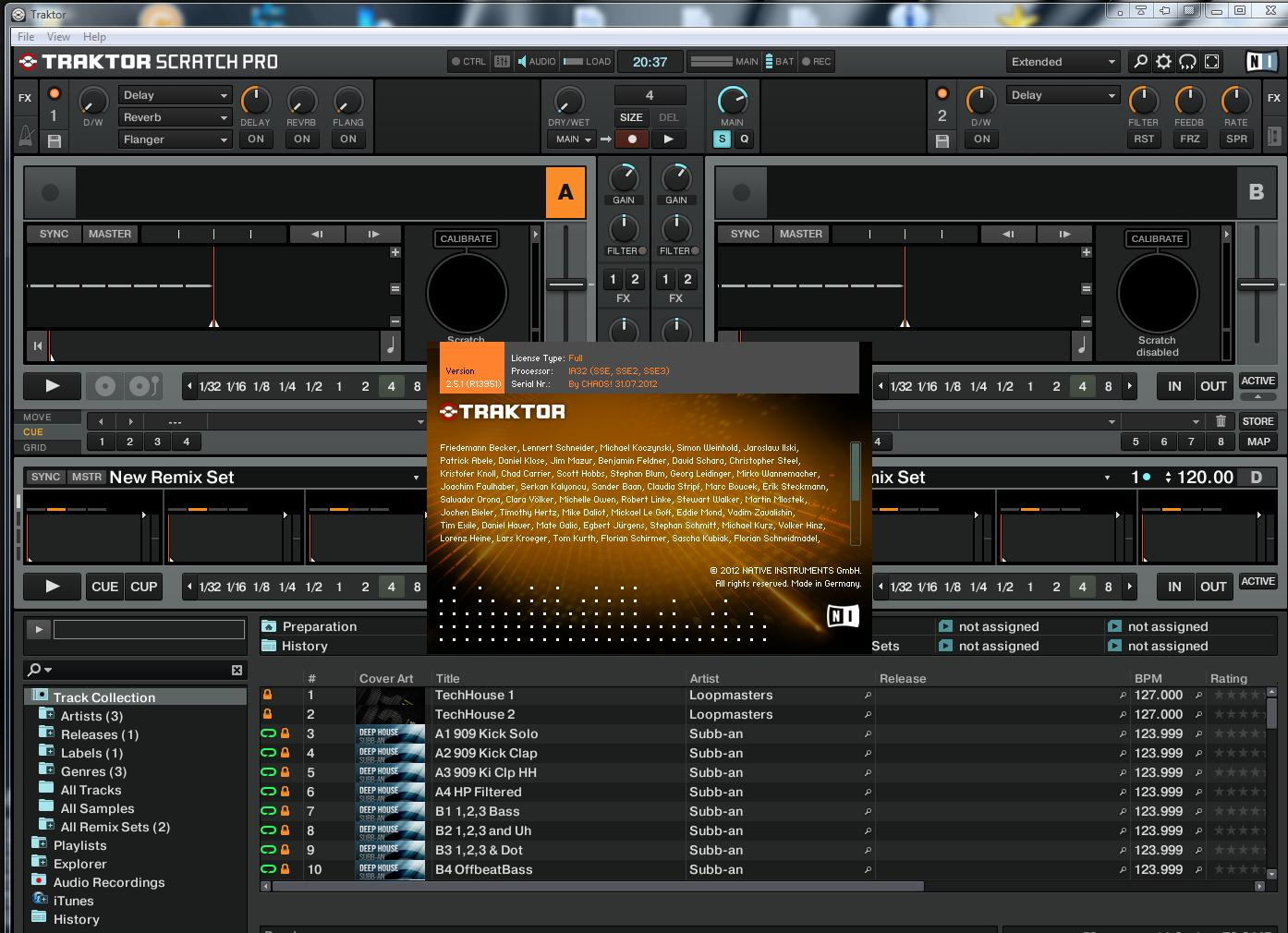 download traktor scratch pro 2 (mac os x) full version