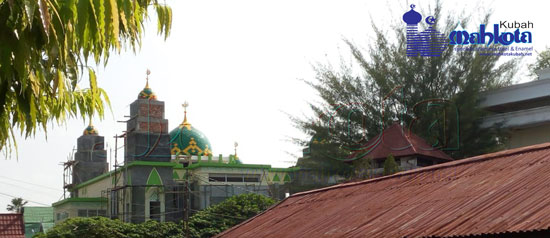 Masjid Ni'mal Wakil DPRD Kota Jambi