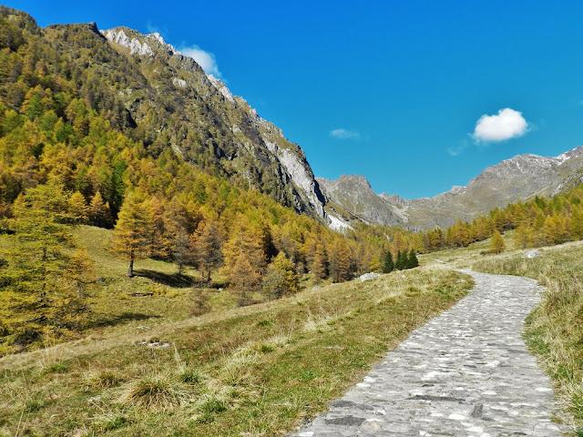passeggiata val di canè - valle camonica