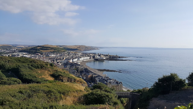 wales, aberystwyth, constitution-hill, holiday