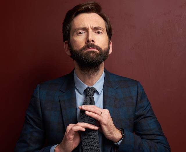 Michael Sheen Inspired By Good Omens Fanfic For Aziraphale's Love Of