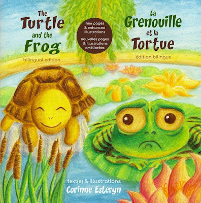 Turtle and Frog book cover