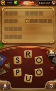 Word Connect Level 361 to 380 Answers